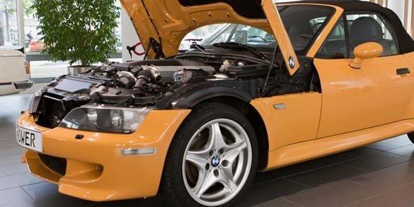 BMW Z3 V12 : plus de détails