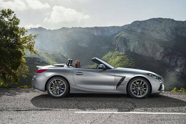 Les motorisations de la nouvelle BMW Z4
