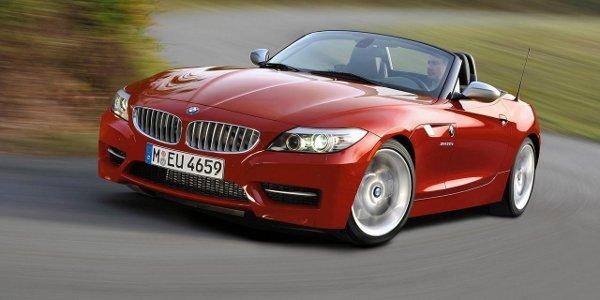 Un nouveau 4-cyl. pour le BMW Z4