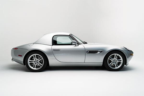Une BMW Z8 ex-Steve Jobs aux enchères RM Sotheby's
