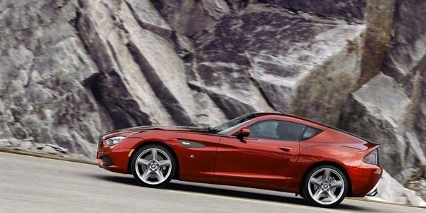 BMW Zagato Coupé en série ?
