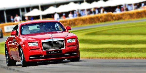 Bon début d'année 2014 pour Rolls Royce