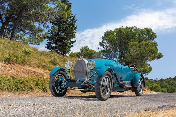 Bonhams : 34 automobiles présentées à Chantilly