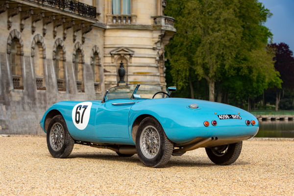Chantilly : une Gordini Type 15 S brille sur la vente Bonhams