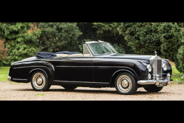 Bonhams : voitures de stars attendues à Bond Street