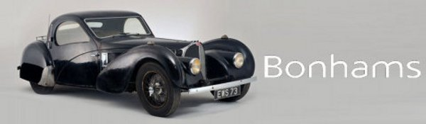 Bonhams à Rétromobile : suspense !