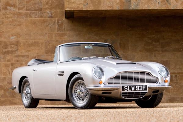 Bonhams : 18ème Aston Martin Sale