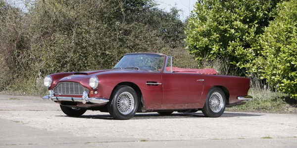 Bonhams : Aston Martin Works Sale