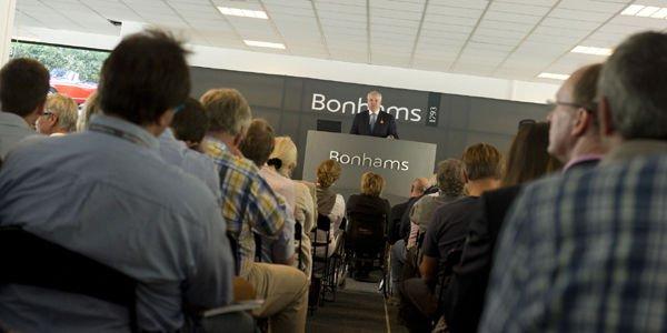 Bonhams au Chantilly Arts et Élégance 2015