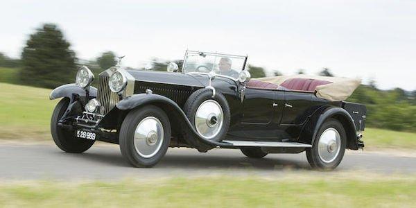Bonhams : treize Rolls-Royce à la vente Frederiksen