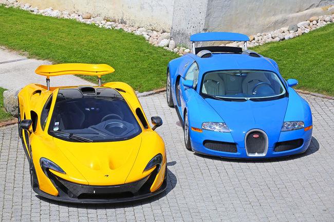 Bonhams revient en Suisse avec une vente de Supercars