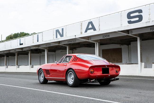 Bonhams : Ferrari en première ligne de la Zoute Sale