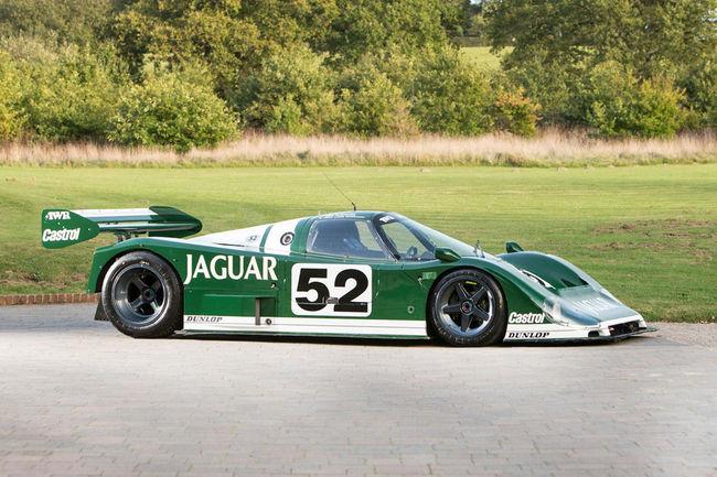 Bonhams : des Jaguar de compétition à Londres