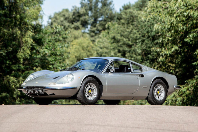Bonhams : les résultats du Goodwood Revival
