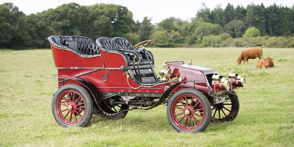 Bonhams : The London to Brighton Run Sale