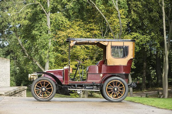 Bonhams : London to Brighton Veteran Car Run Auction Sale
