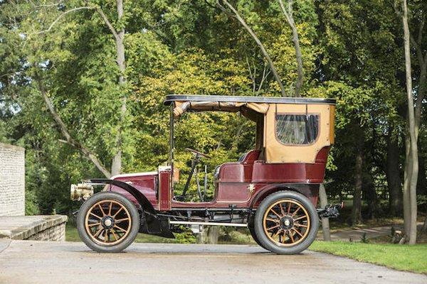 Bonhams : London to Brighton Veteran Car Run Auction Sale