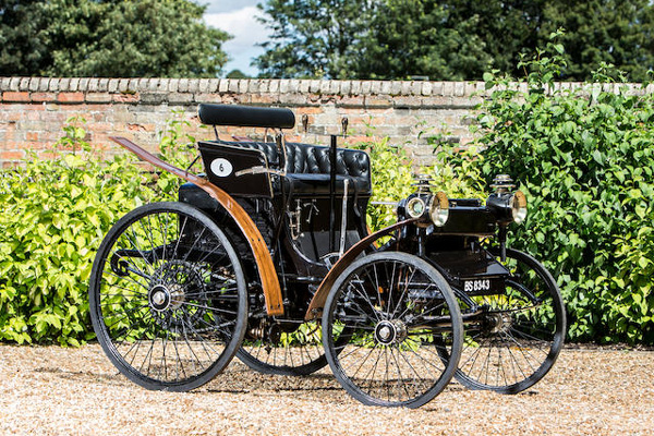 Bonhams : London to Brighton Run Sale 2018