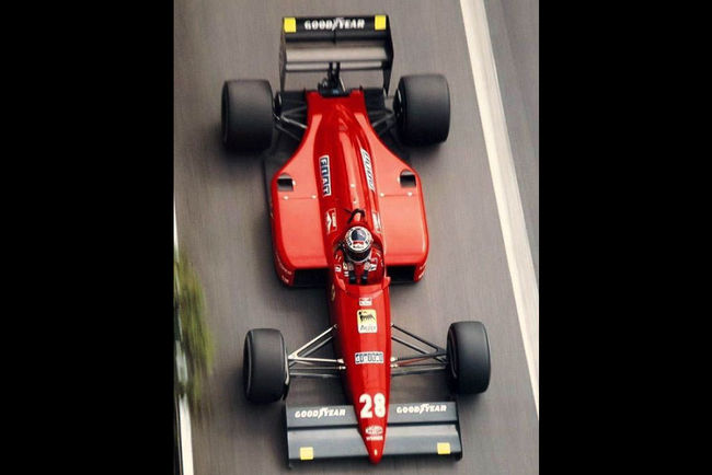 Bonhams : monoplace Ferrari F1/87