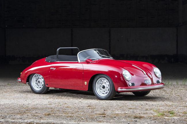 Bonhams : deux Porsche d'exception présentées à Goodwood