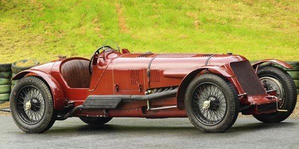 Bonhams : quatre rares Maserati à vendre