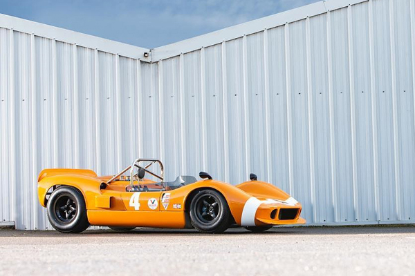 Bonhams : les résultats du Goodwood Members' Meeting