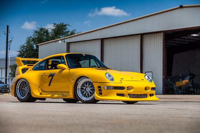 Bonhams : RUF Porsche CTR2 Sport Prototype 1997