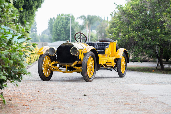 Bonhams : une Peugeot s'illustre lors de la vente Bothwell