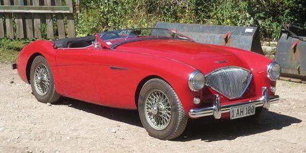 Bonhams the harrogate sale actualit automobile for Sale arredate