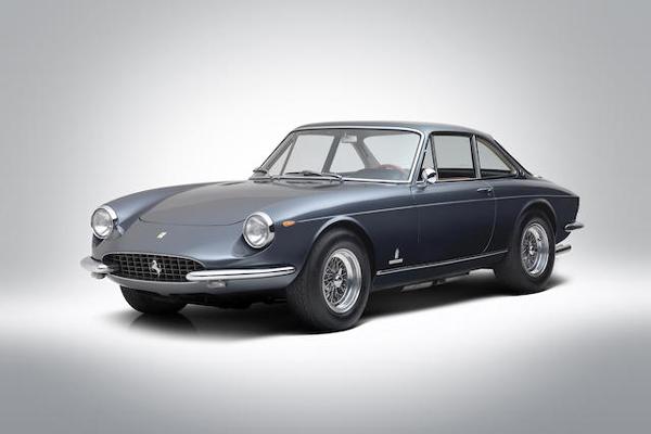 Bonhams : deux Ferrari en vedettes à Knokke-le-Zoute