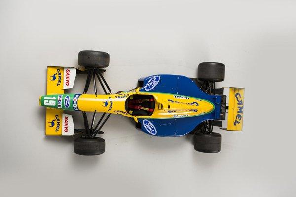 Bonhams : une F1 ex-Schumacher à Monaco