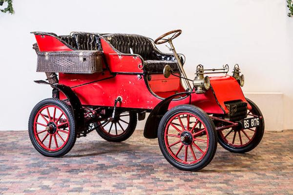 Bonhams : vente historique de modèles Ford aux Pays-Bas