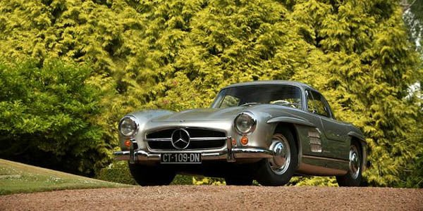 Vente Bonhams au Mercedes-Benz Museum