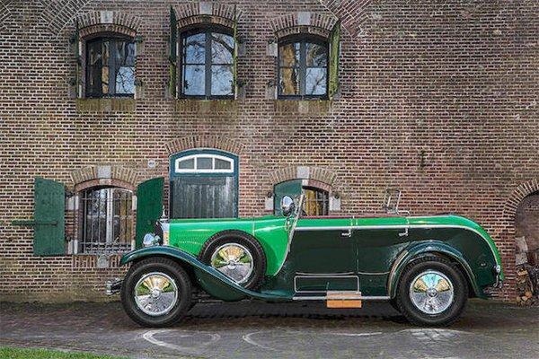 Bonhams : vente Mercedes-Benz à Stuttgart