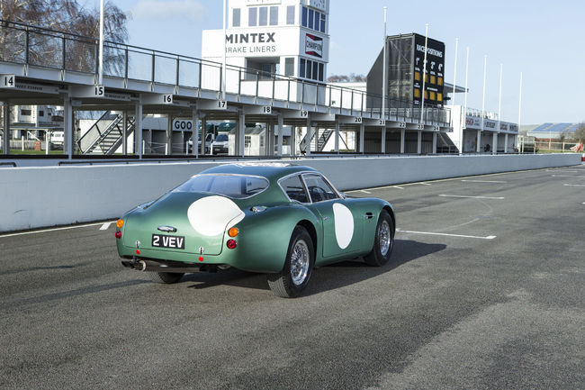Bonhams : pluie de records à Goodwood