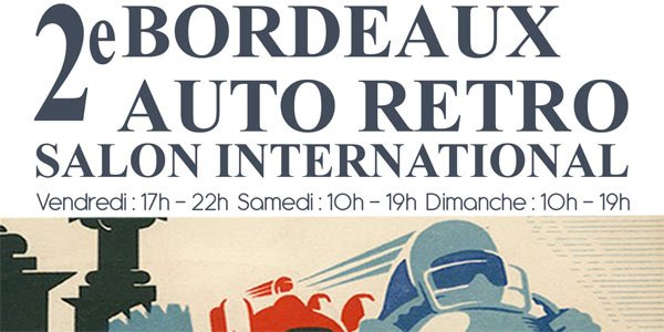 bordeaux auto retro 2011 actualit automobile motorlegend. Black Bedroom Furniture Sets. Home Design Ideas