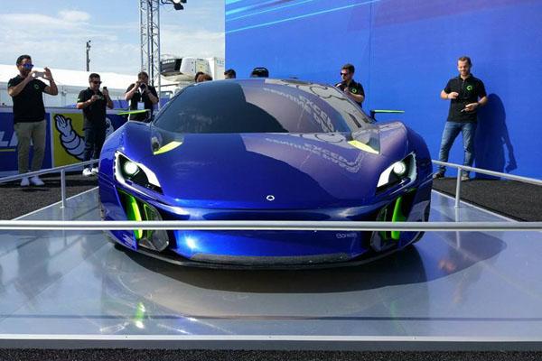 Boreas : nouvelle Supercar espagnole