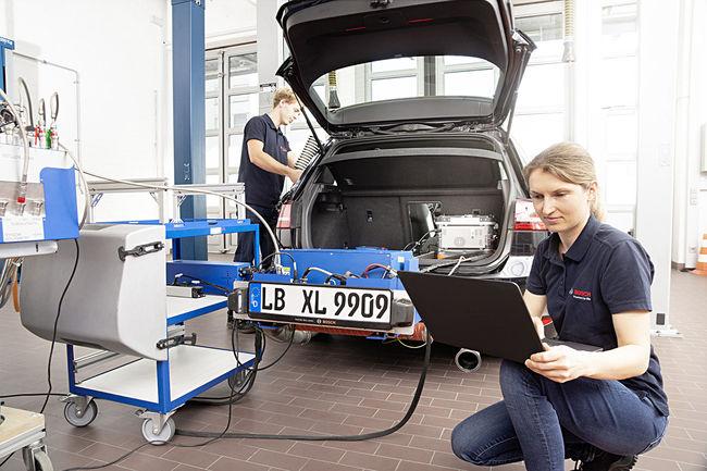 Bosch va-t-il redonner une seconde vie au diesel ?