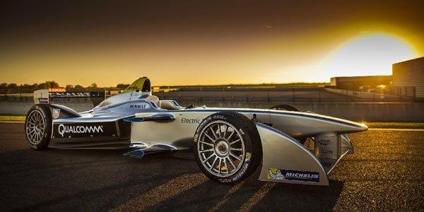 Trois Français en Formula E