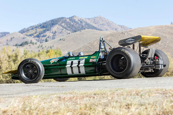 Bonhams : Repco Brabham-Cosworth BT26/BT26A