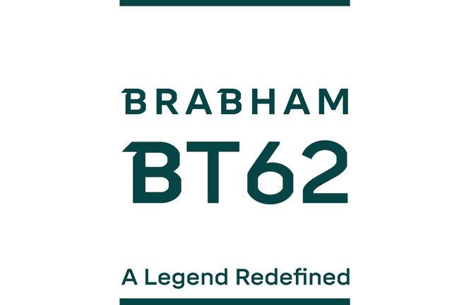 Brabham Automotive : première image de la BT62