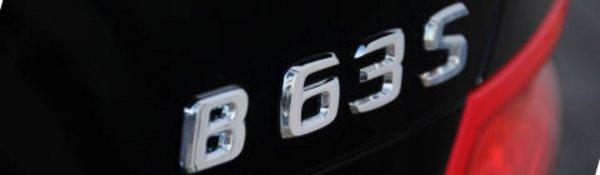 Brabus B63, une C AMG pour enfants gâtés