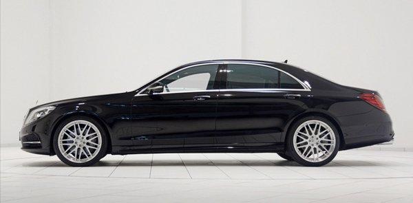 Brabus s'occupe de la Mercedes Classe S