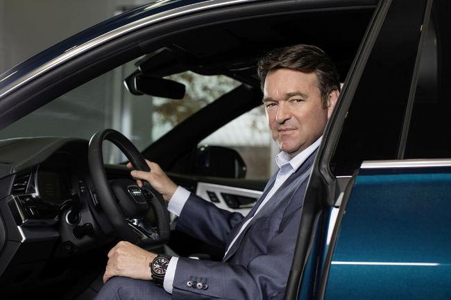 Bram Schot nommé président du directoire d'Audi AG
