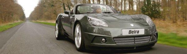 Breckland Beira : la Corvette anglaise