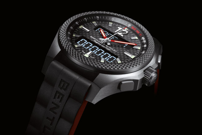 Chronographe Breitling for Bentley Supersports B55