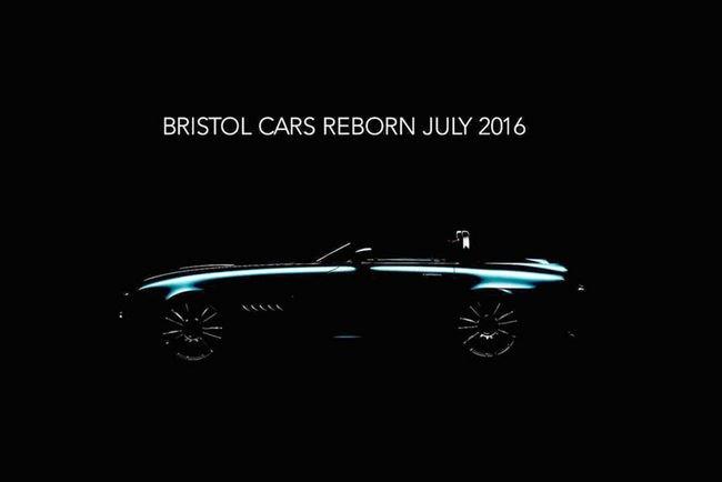 Bristol Cars de retour avec le Roadster Bullet