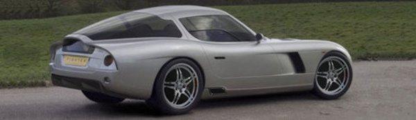 Une Bristol à l'assaut de la Bugatti Veyron