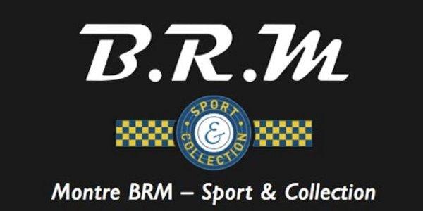 Une montre BRM pour Sport et Collection