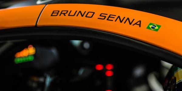 Bruno Senna devient pilote officiel McLaren